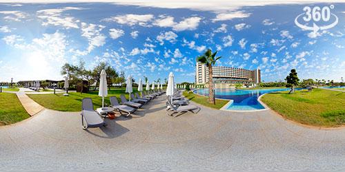 Concorde Luxury Resort Hotel