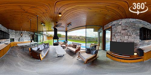 Kros Konstruktion - Bademli Villa